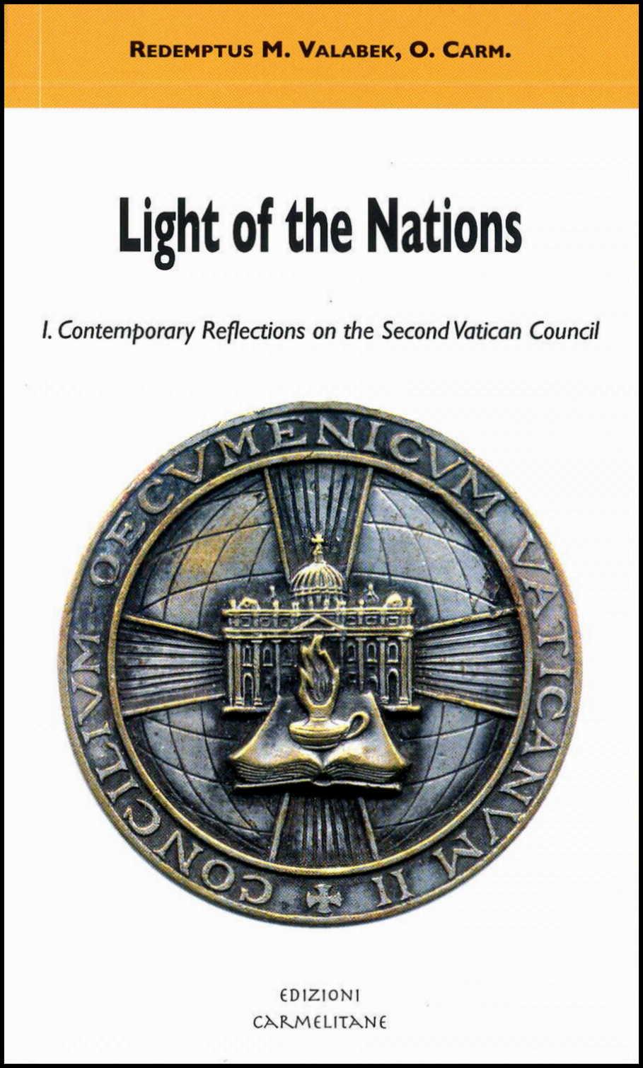 The second vatican council essay